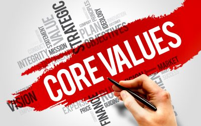 The values of your business – who are you and what do you believe in?