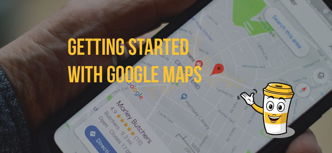 Getting started with Google Maps
