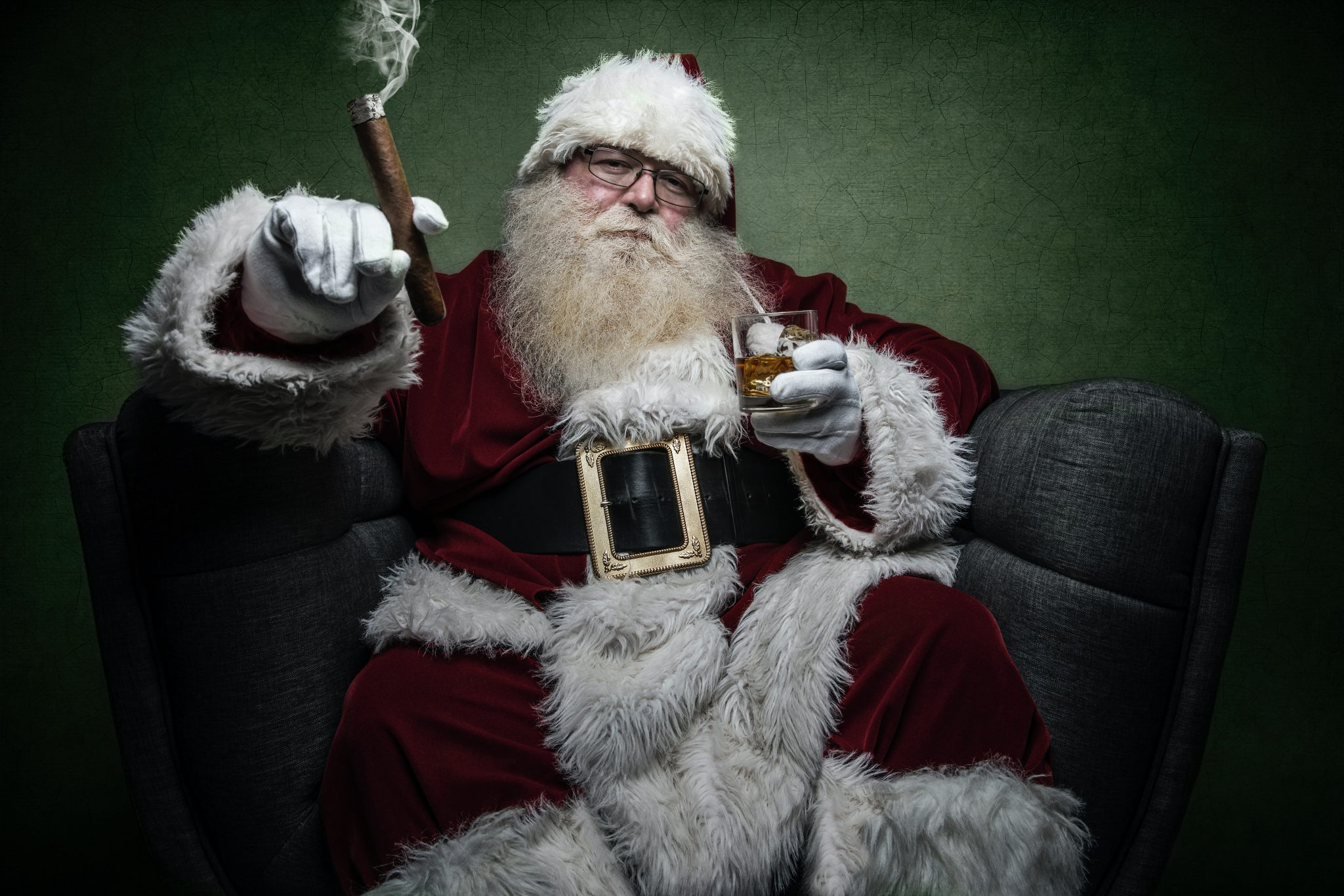 pencil-and-coffee-santa-claus-with-cigar-and-whiskey
