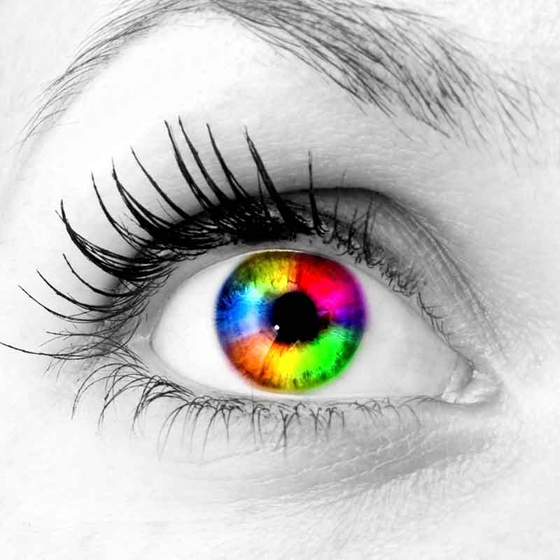 pencil-and-coffee-colourful-human-eye